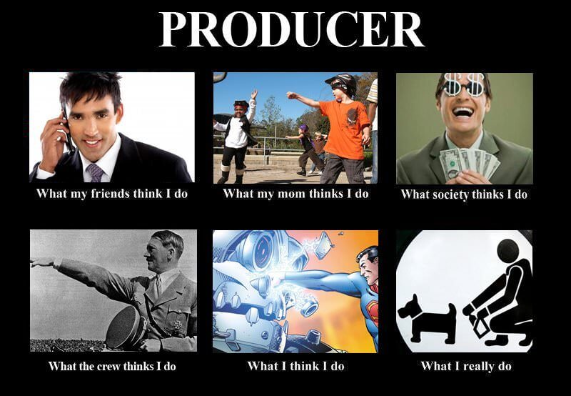 What Does a Producer Do - The Various Producer Jobs in Film and TV - What is a Producer Meme - StudioBinder