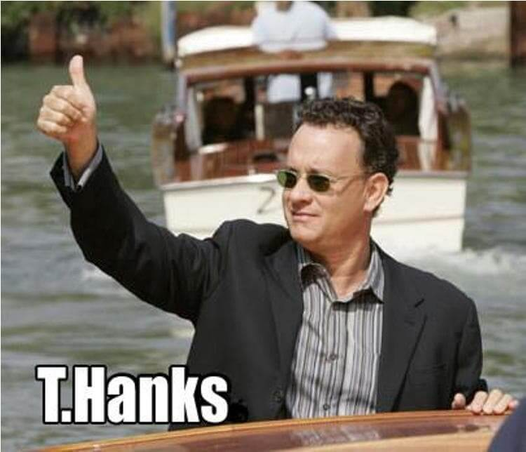 What Does a Producer Do - Tom Hanks T.Hanks Brian meme - StudioBinder