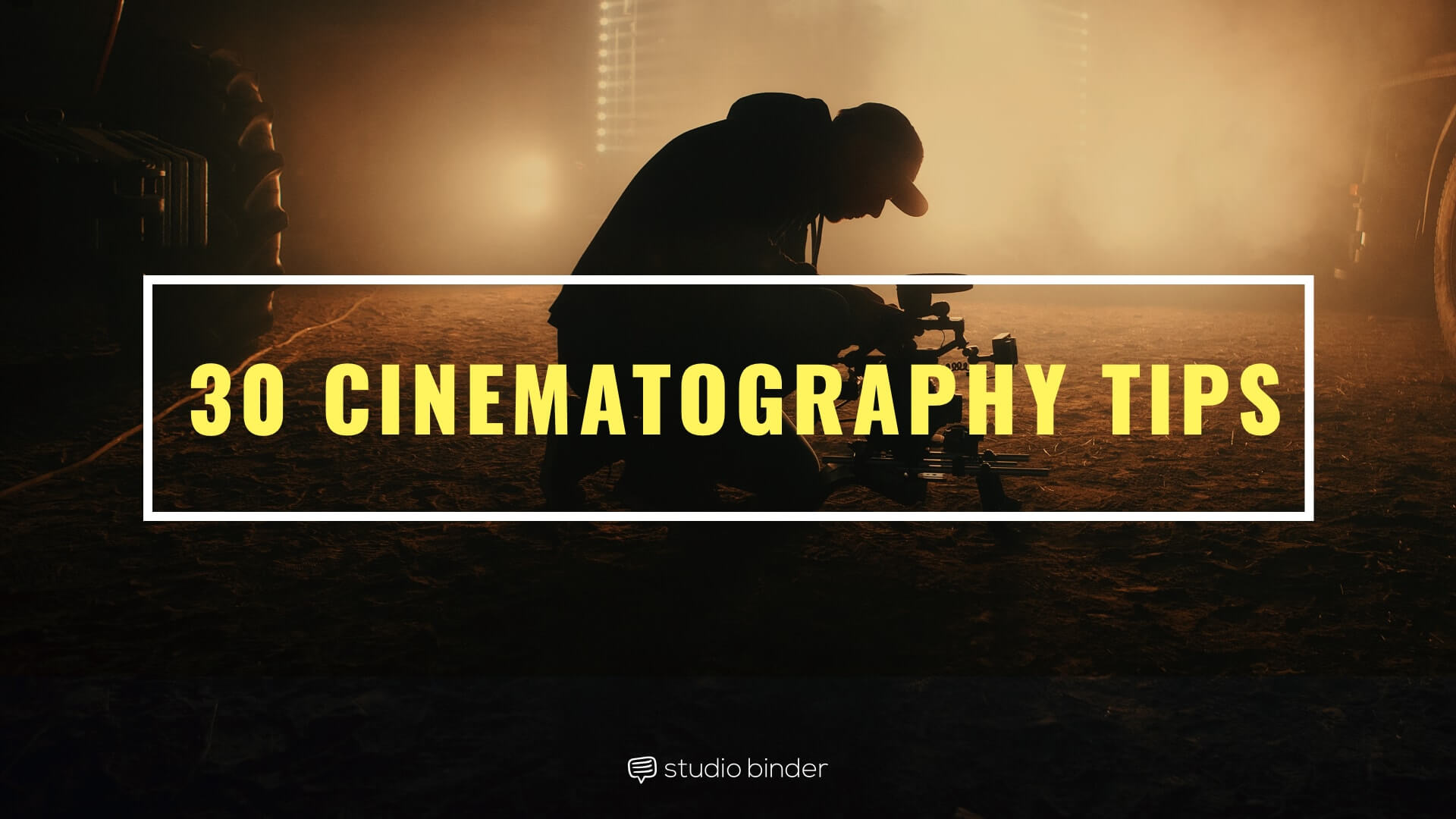 30 cinematography techniques  u0026 tips you didn u2019t learn in
