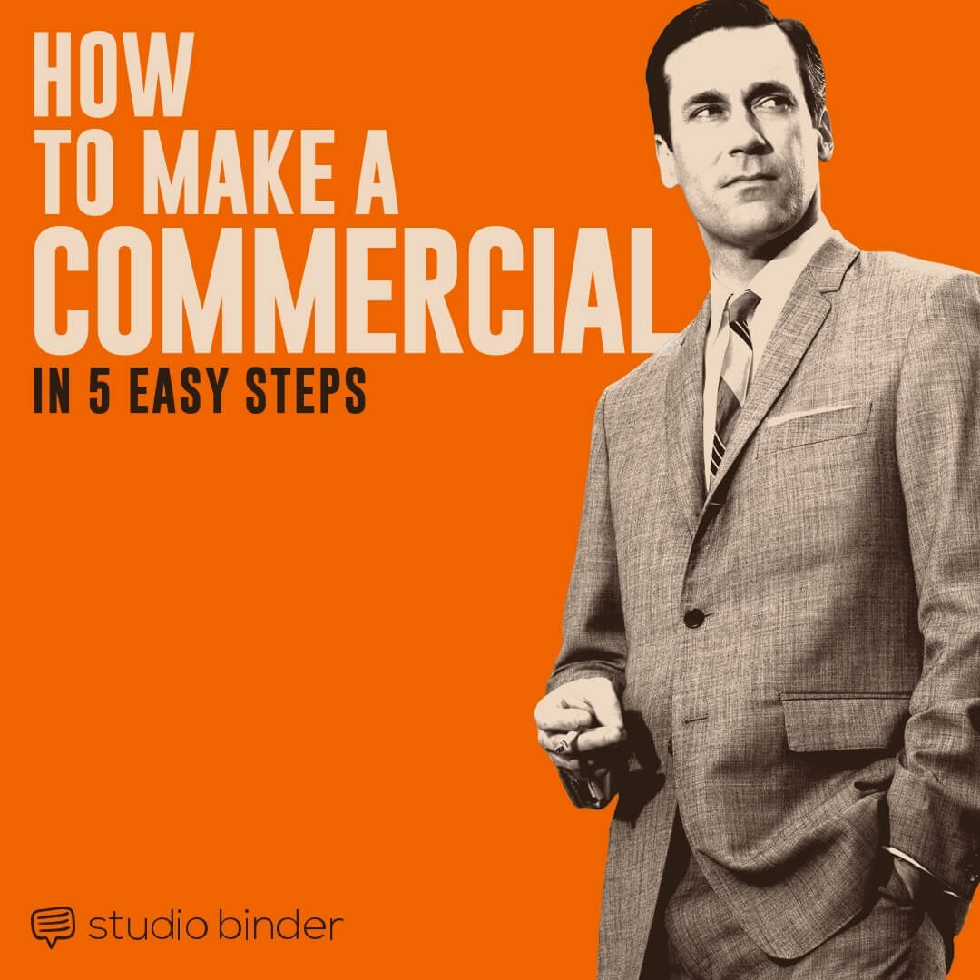 We assembled a guide to making a great persuasive commercial. It dives into the concepting, scripting, preparation and production of your own TV or web spot.
