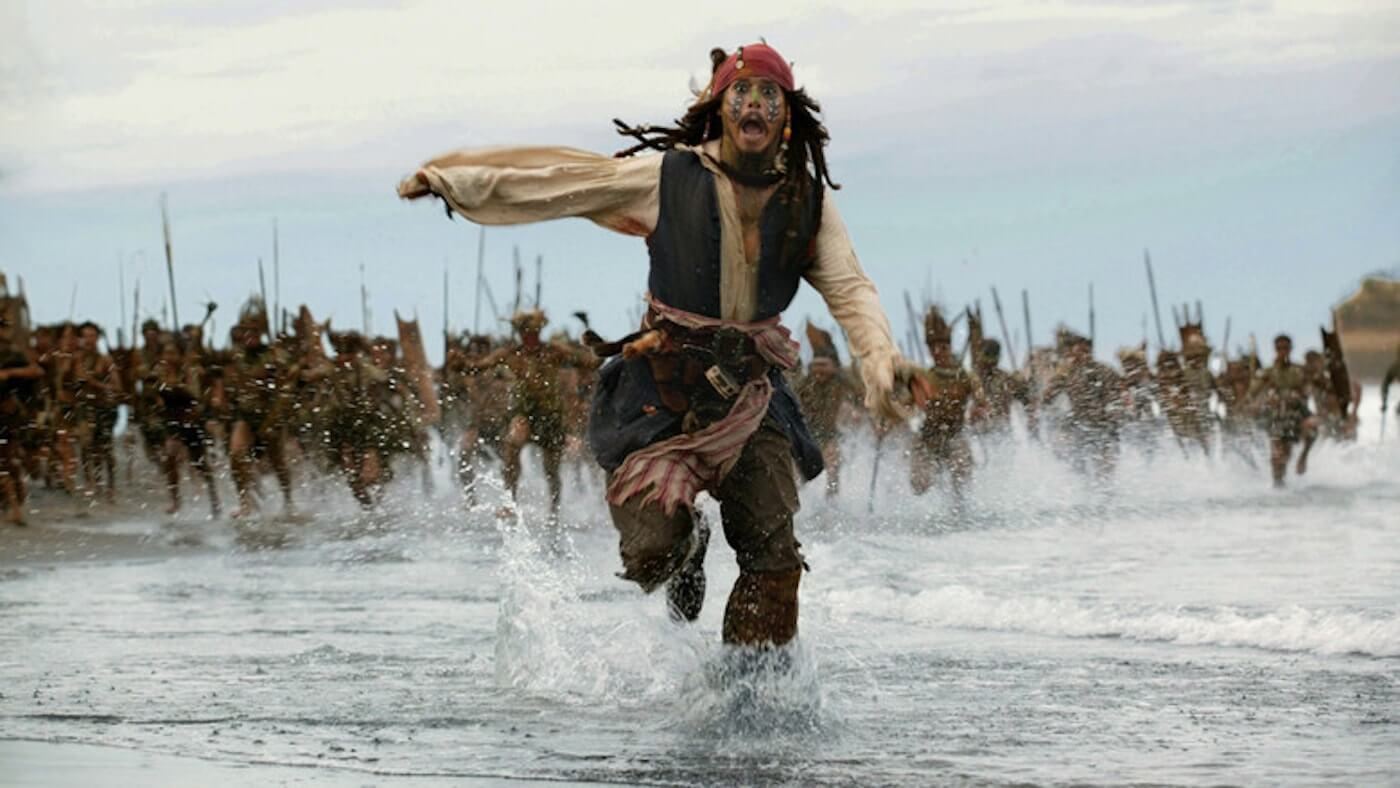 Ultimate Guide To Camera Shots - Full Shot Pirates Of The Caribbean Dead Men Tell No Tales