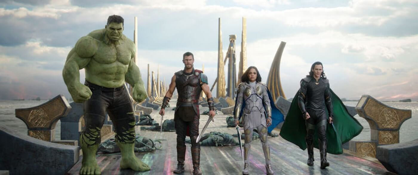 Ultimate Guide To Camera Shots - Full Shot Thor Ragnarok