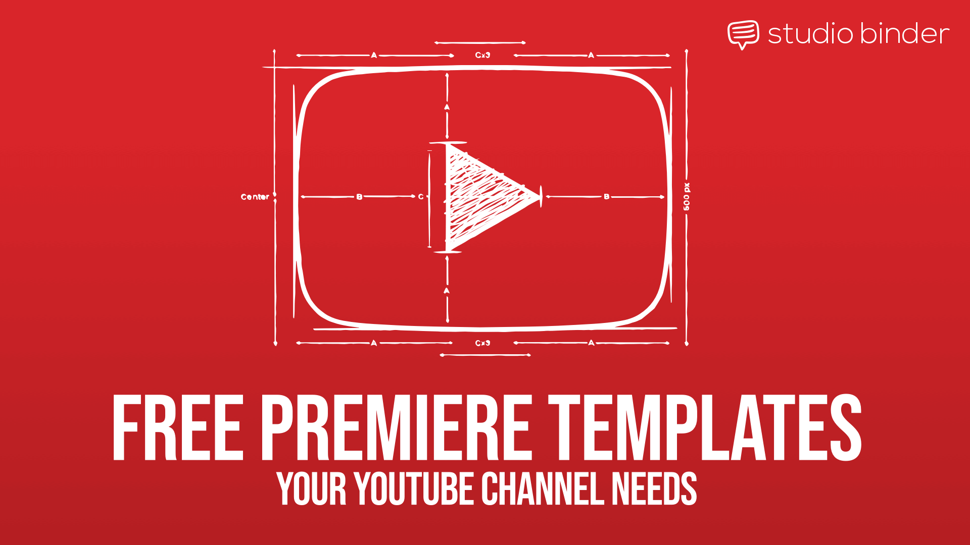 youtube intro templates