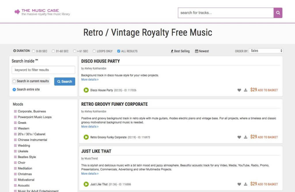 Image Result For Royalty Free Music Production Library