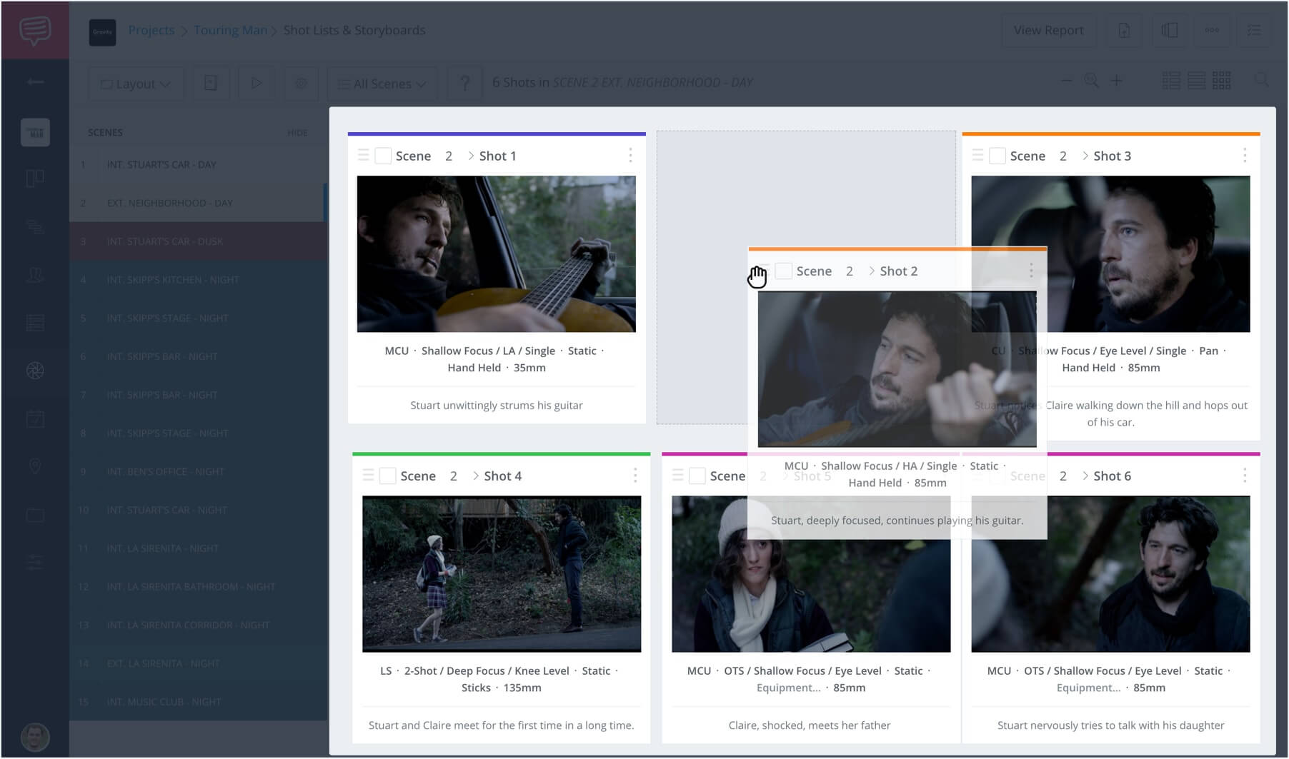 Storyboard That Alternative - StudioBinder Storyboard Creator - Film Project Management Software