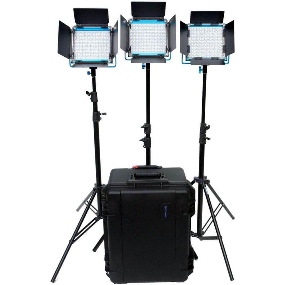 Best Video Lighting Kits Production Led Film Kit