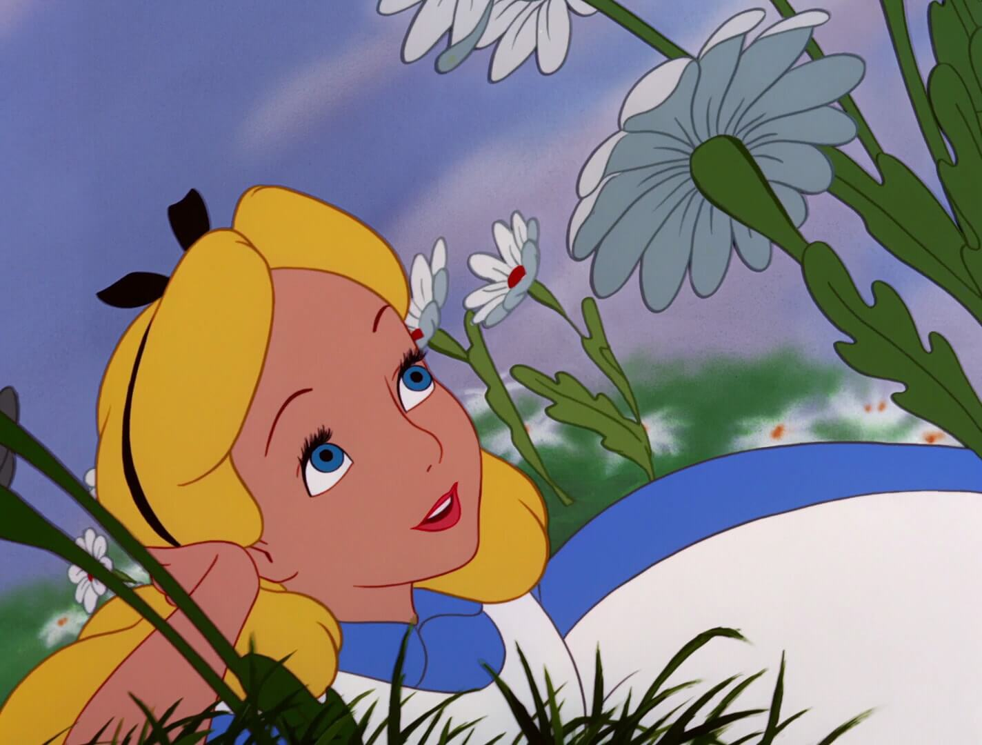 Character Archetypes - Alice in Wonderland