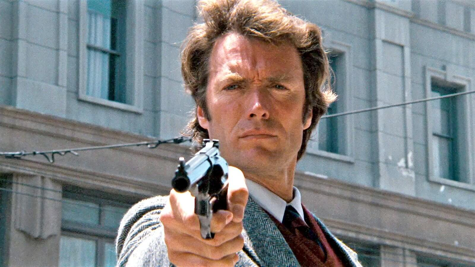 Character Archetypes - Clint Eastwood