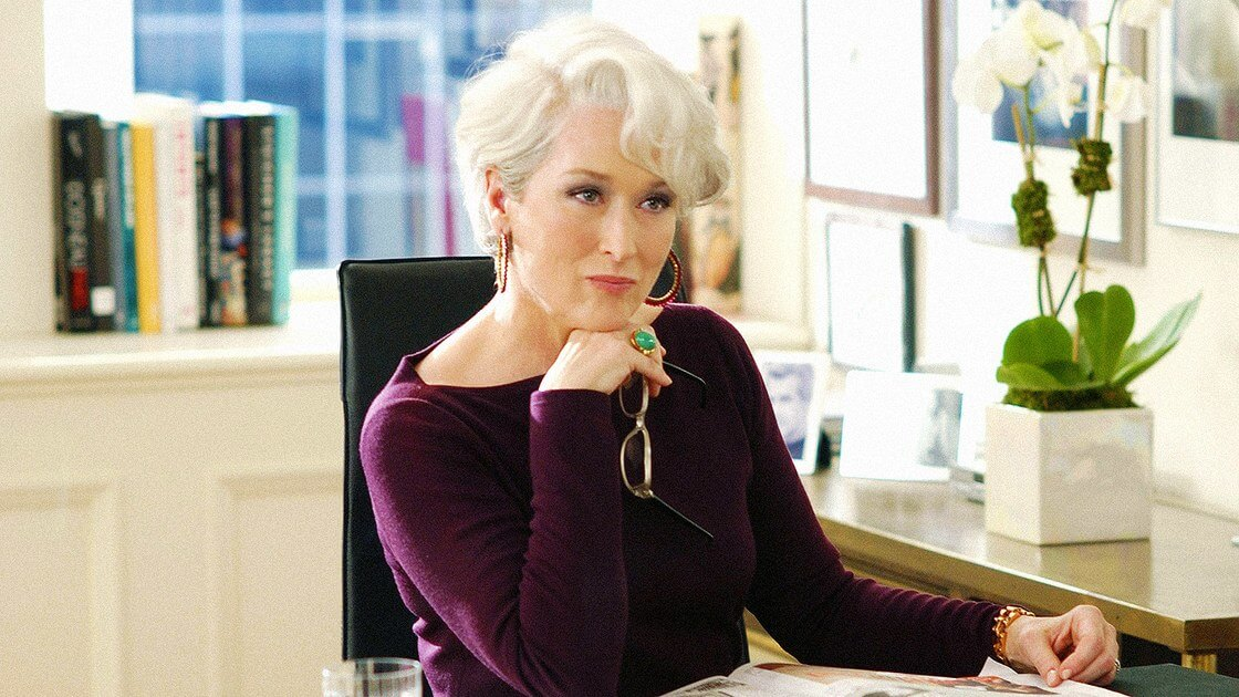 Character Archetypes - Devil Wears Prada
