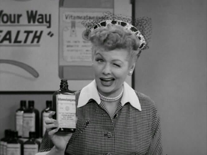 Character Archetypes - I Love Lucy