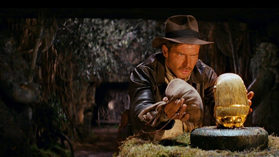Character Archetypes - Indiana Jones