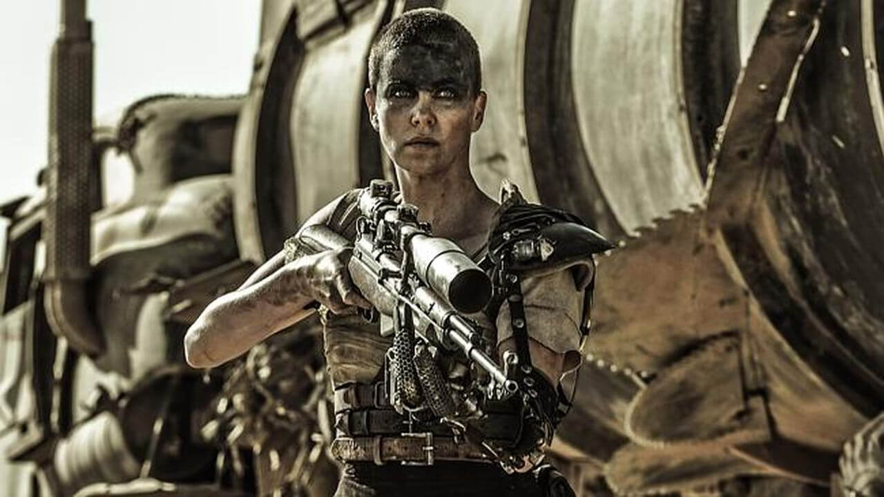 Character Archetypes - Mad MAx