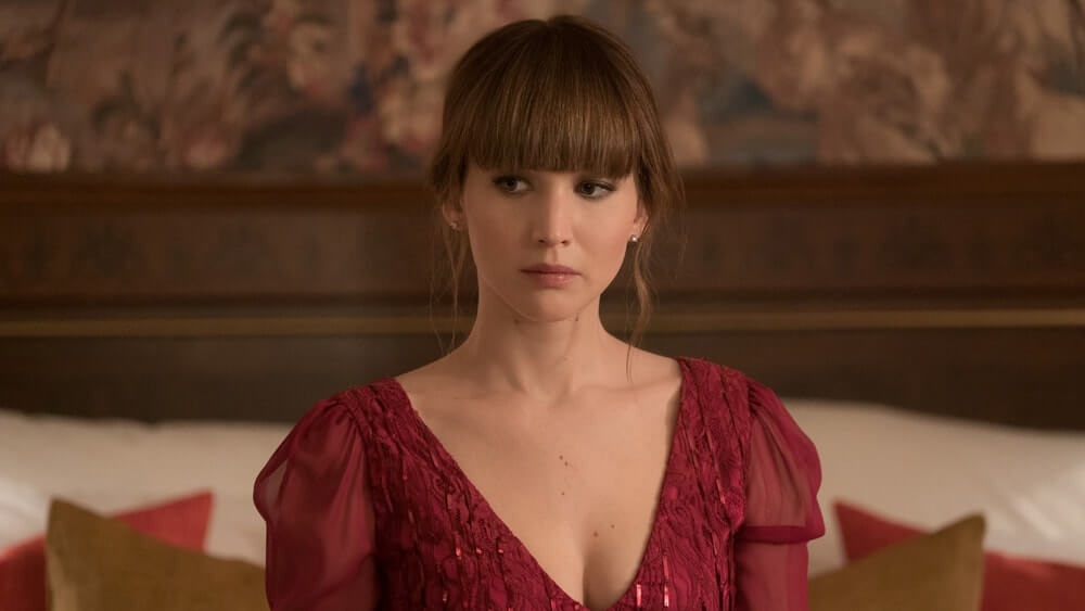 Character Archetypes - Red Sparrow