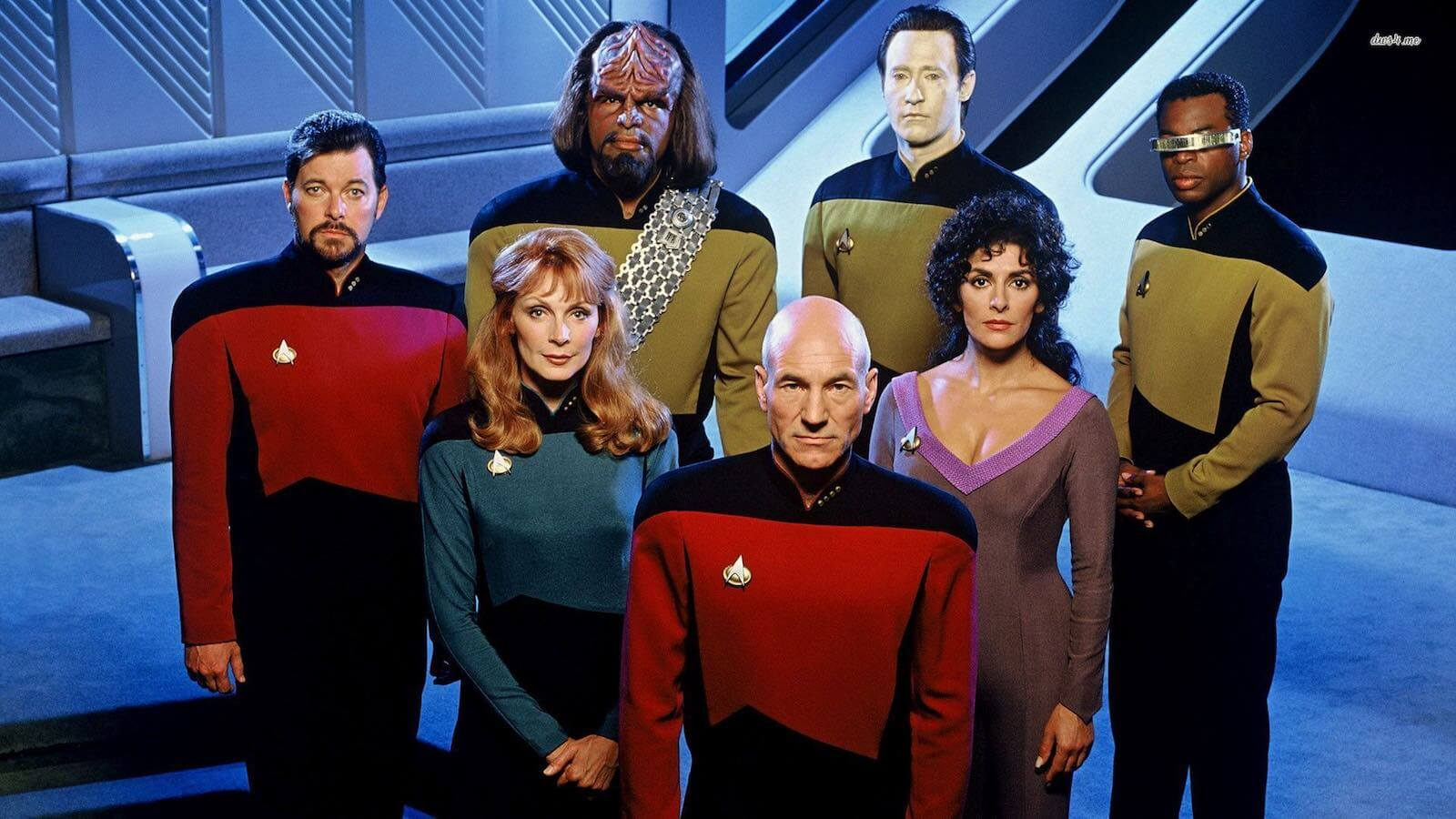 How to Pitch a TV Show - Star Trek