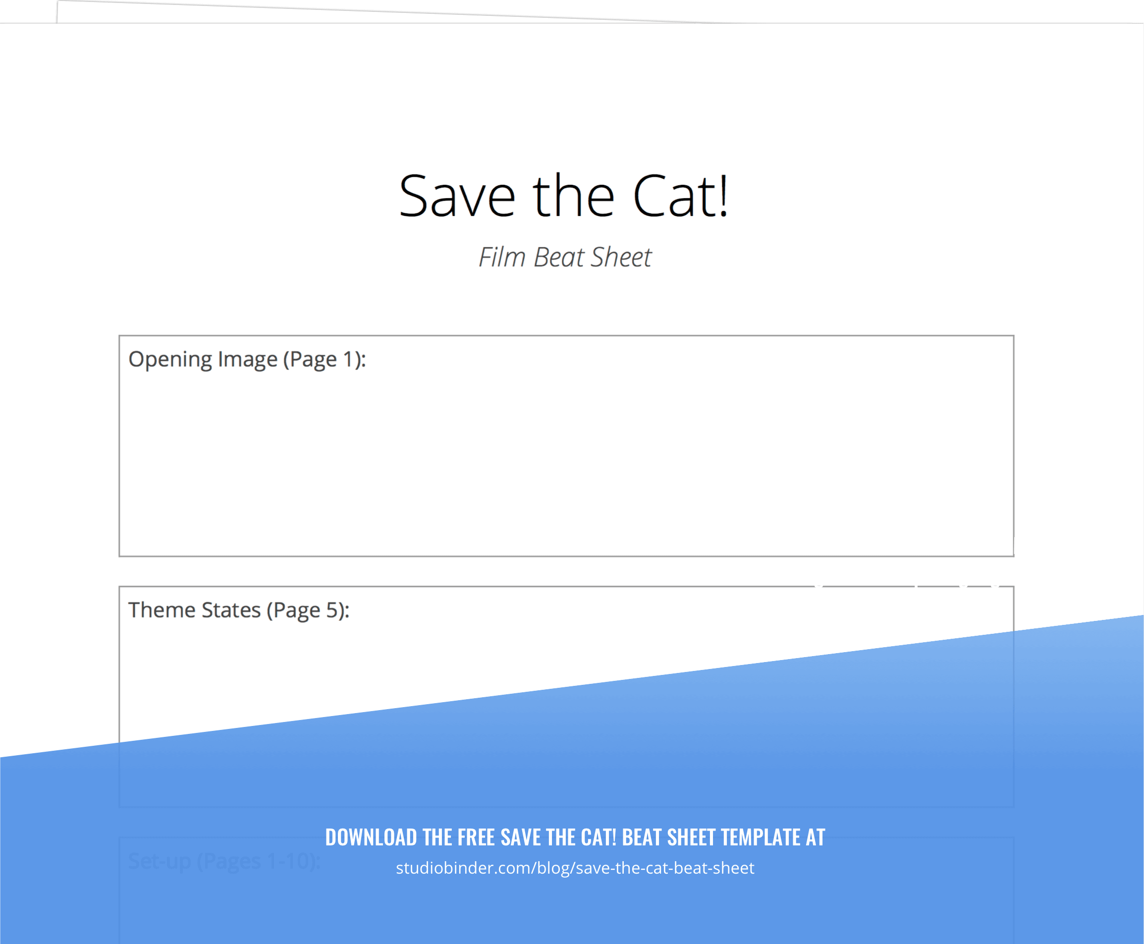 Save the cat beat sheet explained with free template freebie save the cat beat sheet template maxwellsz