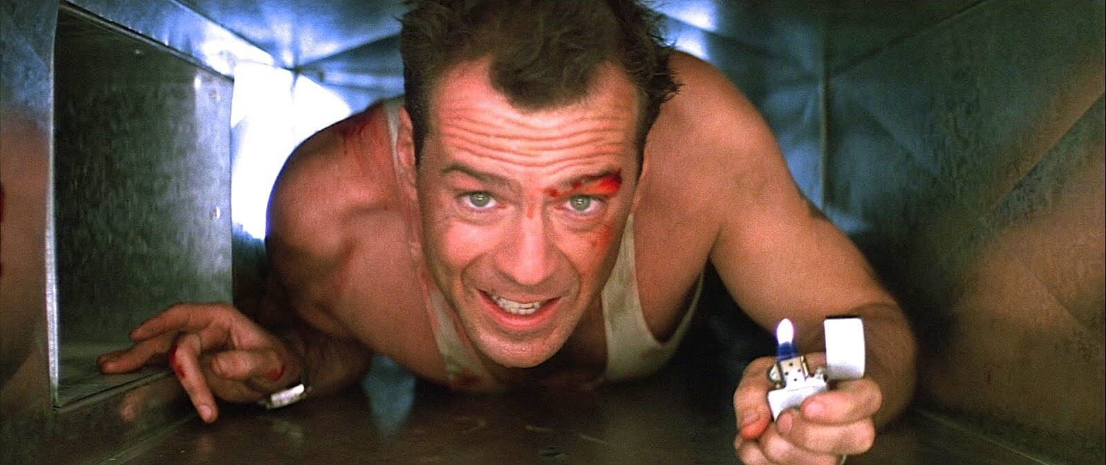 Close Up Shot - The Art of the Camera Angle - Die Hard