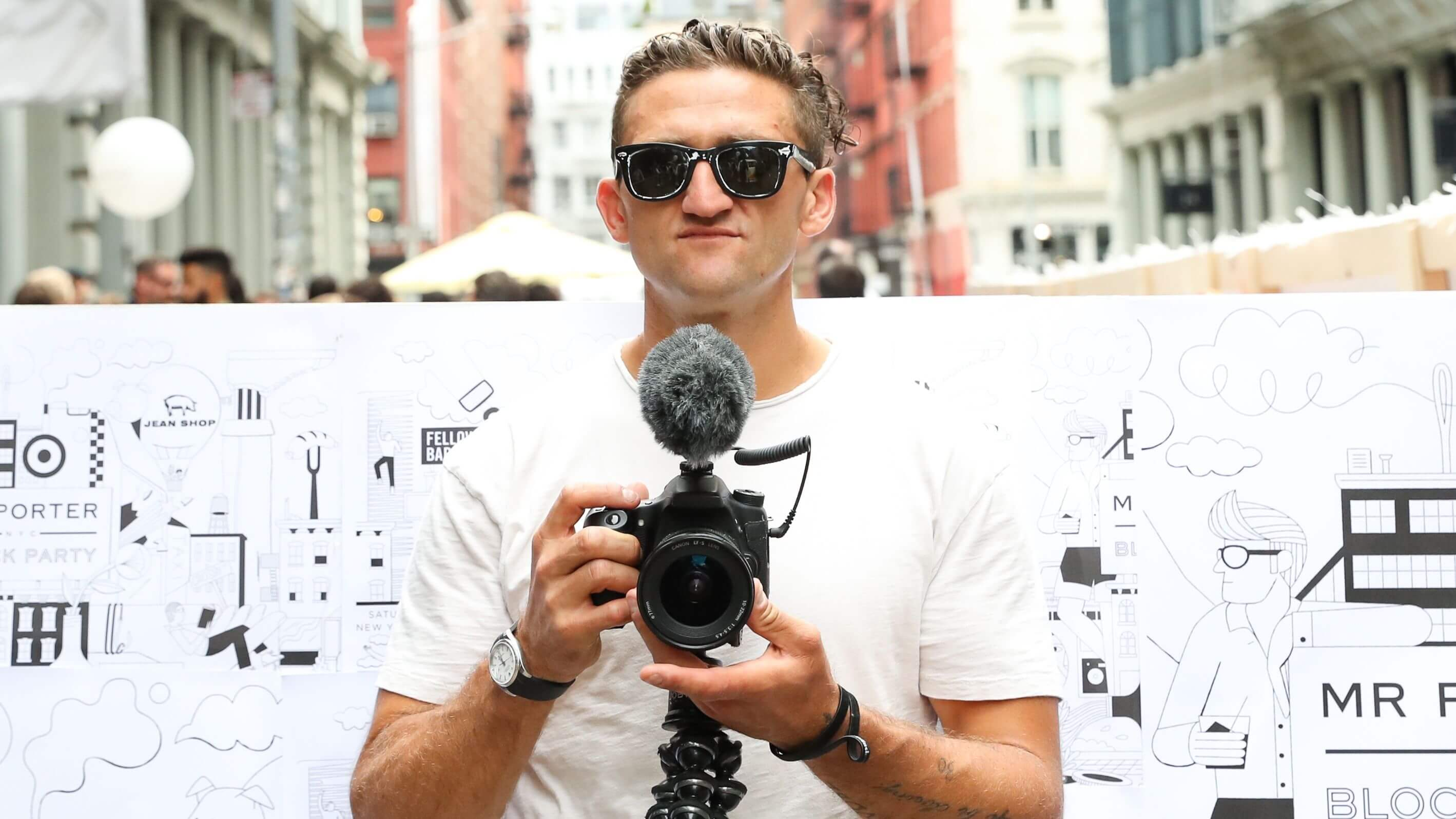 How to Make a YouTube Channel - Casey Neistat YouTuber