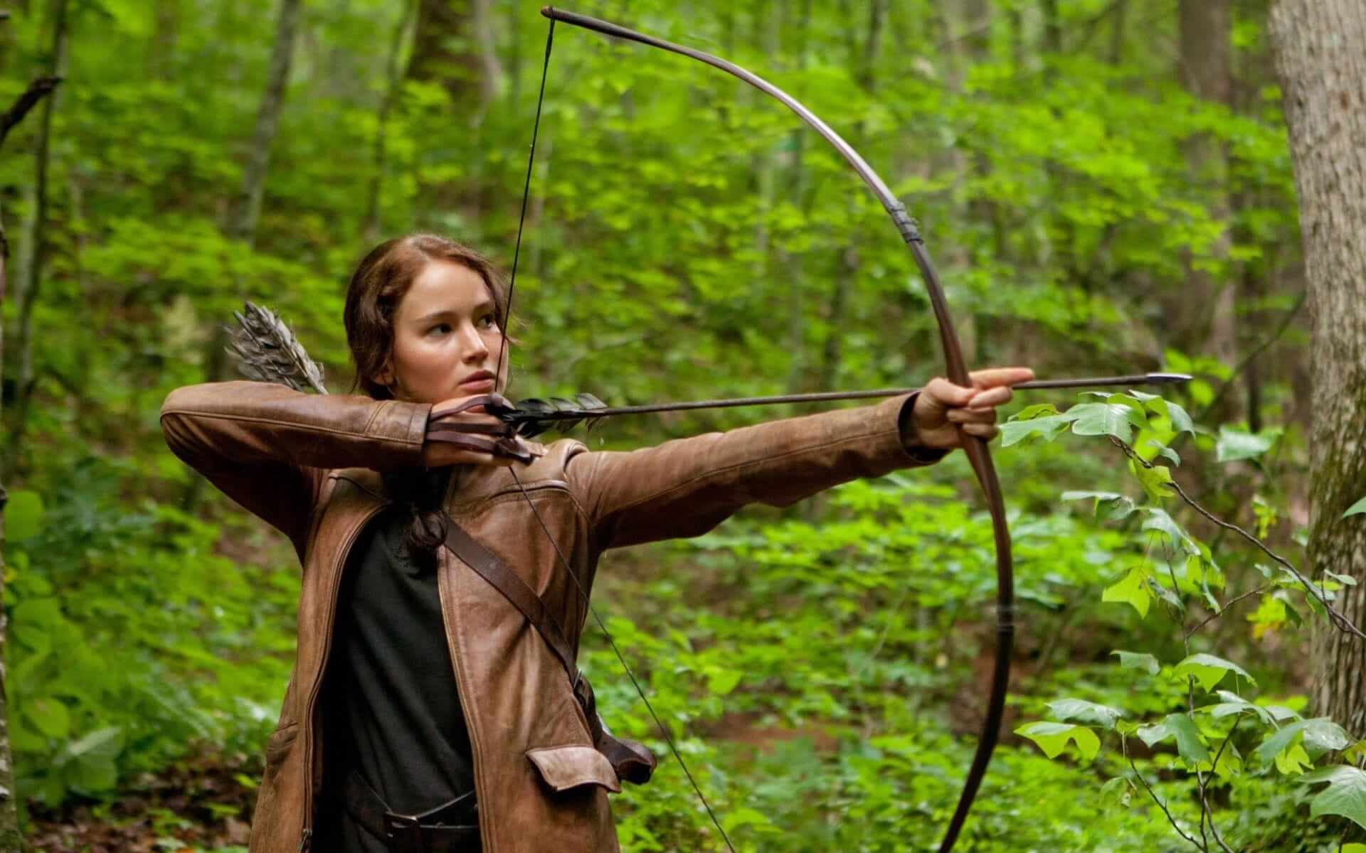 Medium Close Shot - The Art of the Camera Angle - The Hunger Games