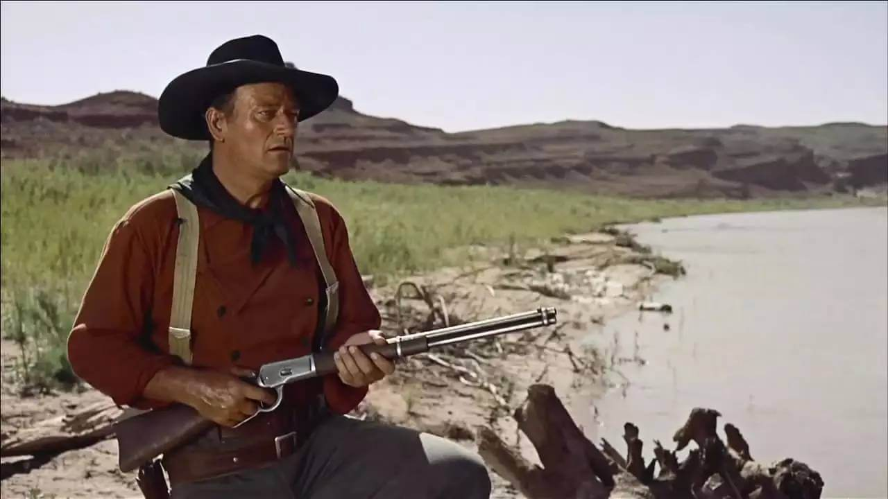 Medium Close Shot - The Art of the Camera Angle - The Searchers