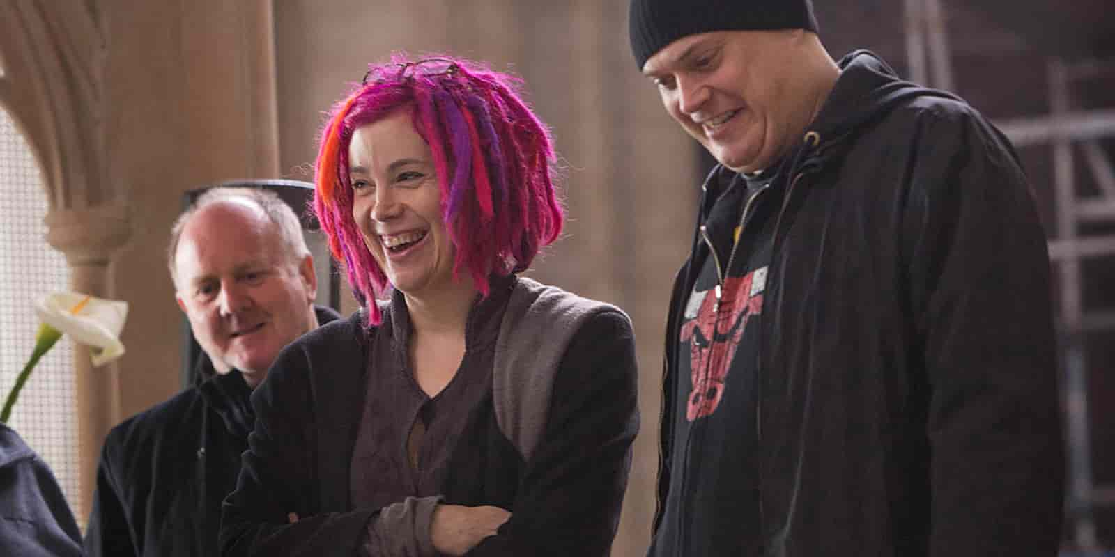 Best Female Directors - Lana Wachowski and Lilly Wachowski
