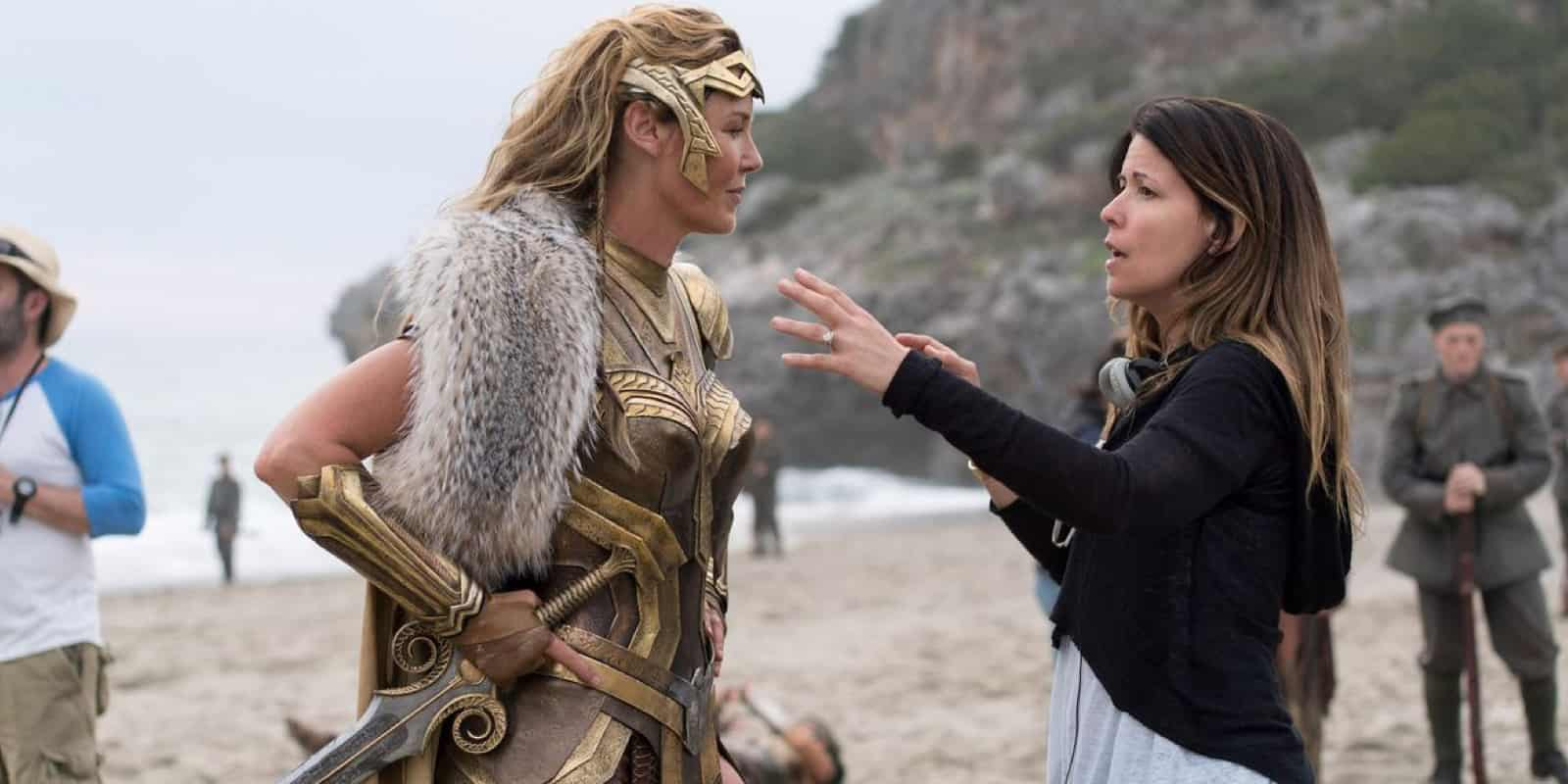 Best Female Directors - Patty Jenkins