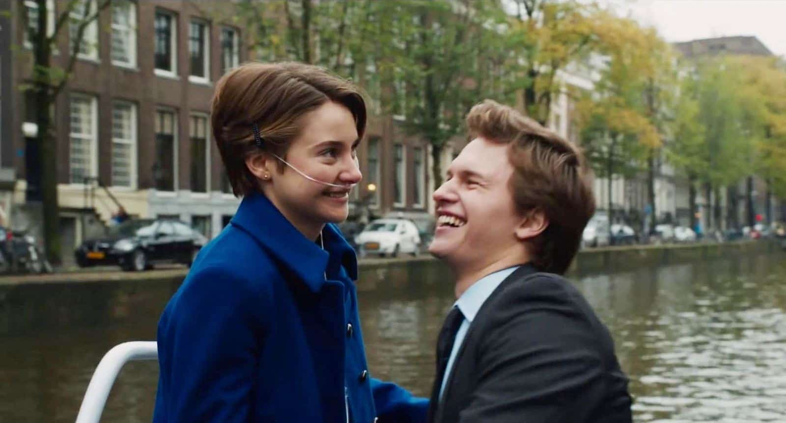 Two Shot - Camera Angles - The Fault In Our Stars Two Shot