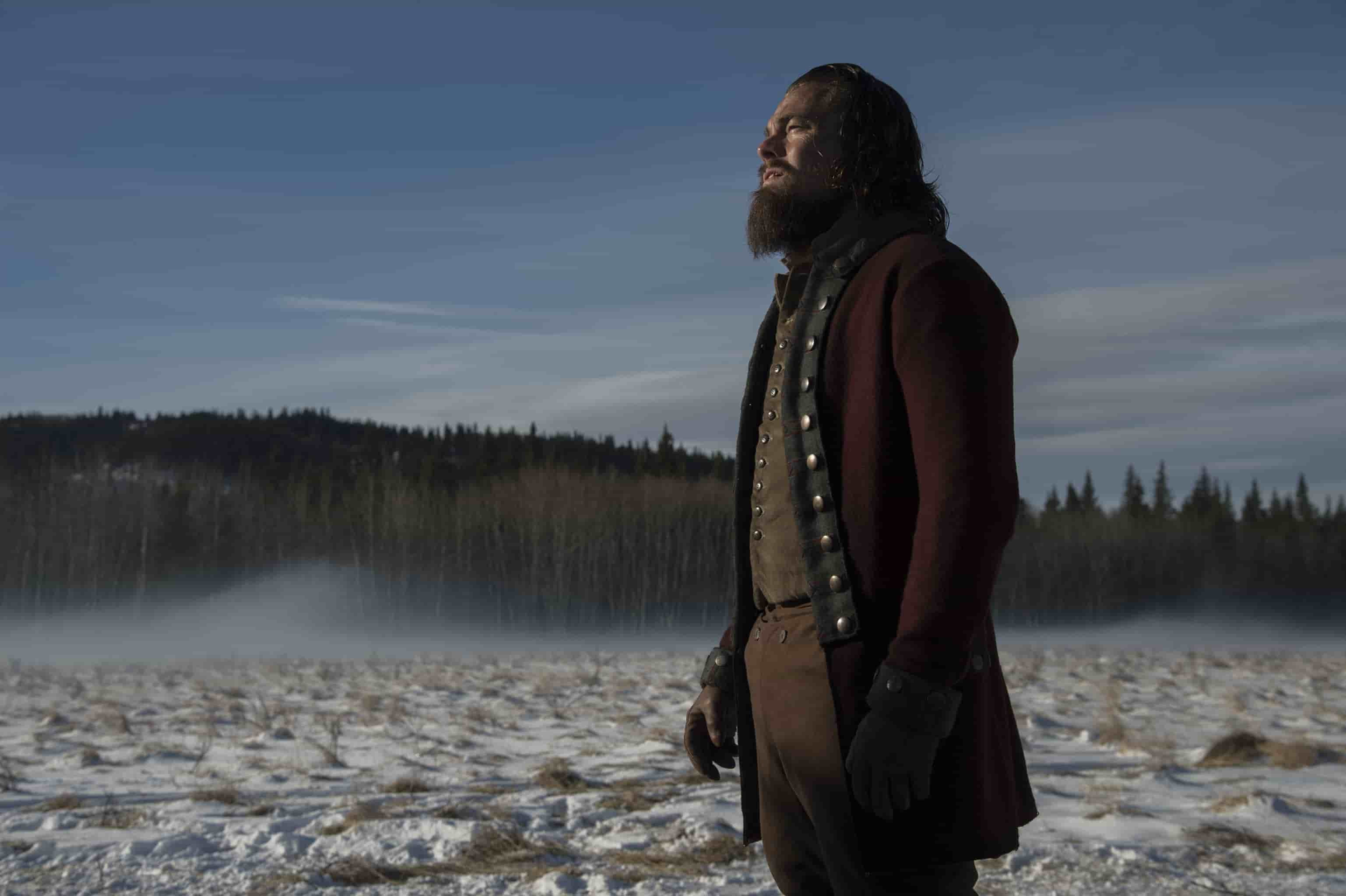 The Revenant movie - Shooting Schedule - Canadian Badlands